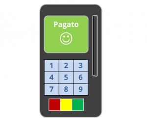 POS pagamento elettronico freelance