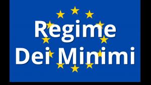 europa regime minimi
