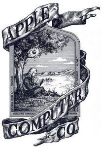 Logo Apple iniziale
