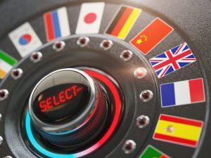 traduzioni online selettore lingua traduttore online
