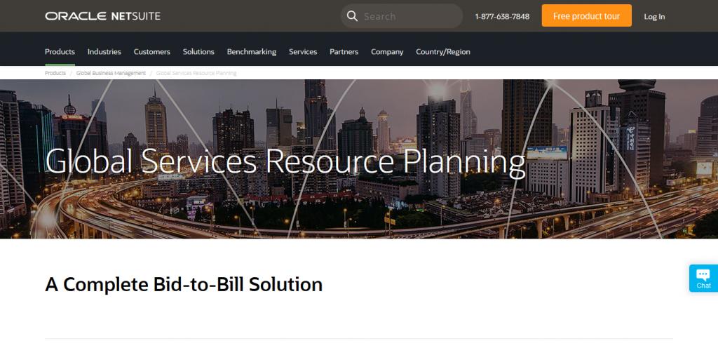 NetSuite Oracle