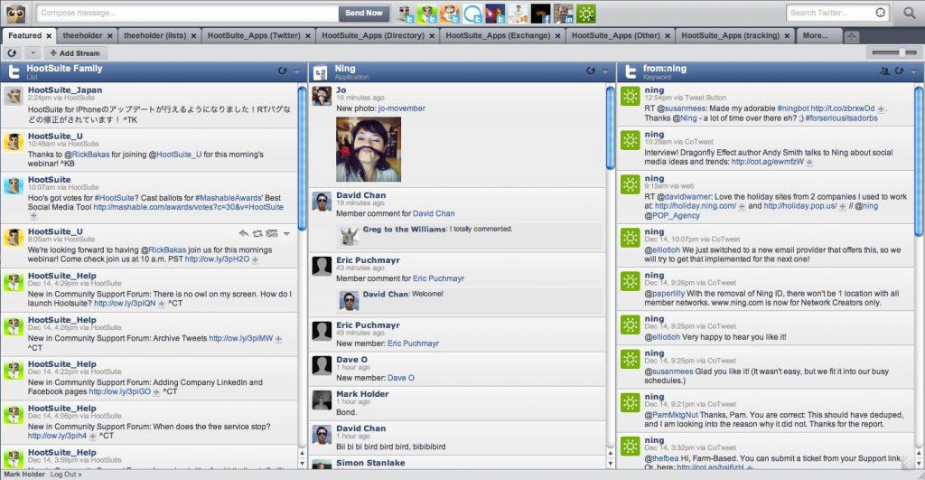 Le migliori piattaforme di social media management