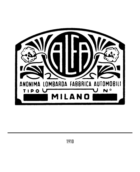 logo alfa romeo 1919