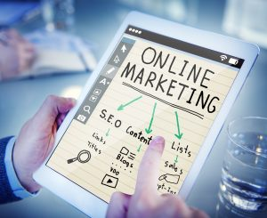 Seo e sem online marketing