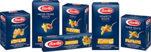 barilla packaging