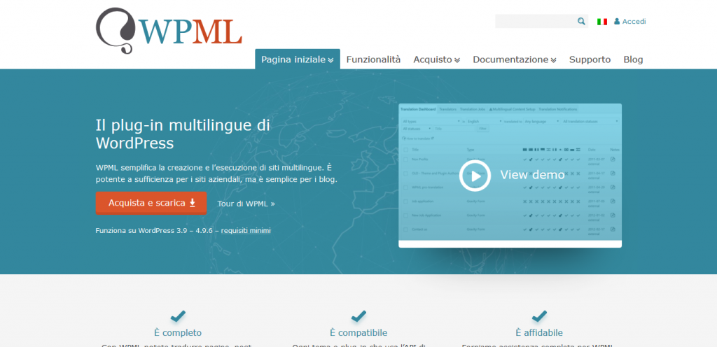 traduttore inglese ecommerce wplm