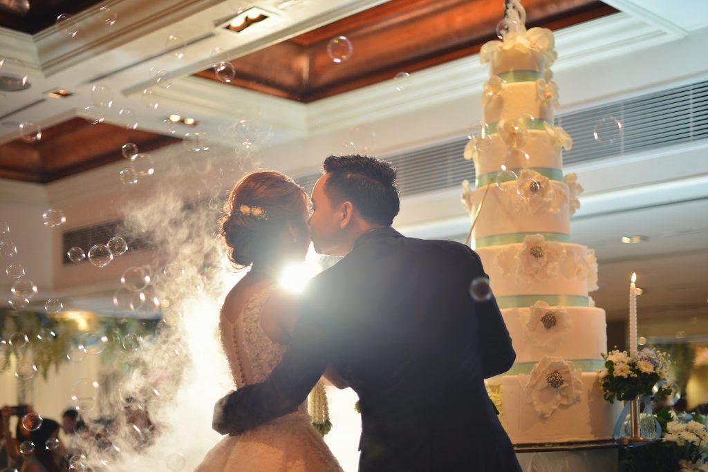 fotografo matrimonio taglio torta
