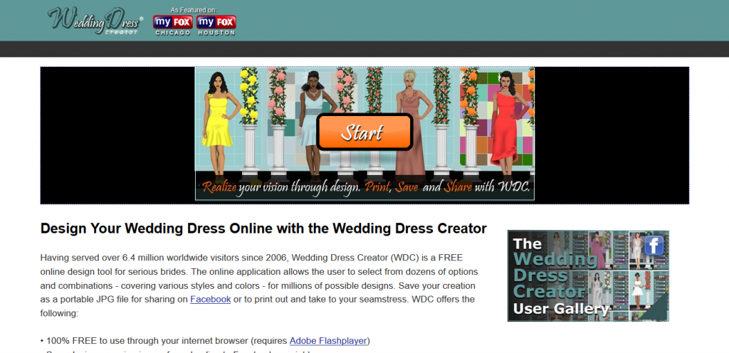 abiti da sposa wedding dress creator