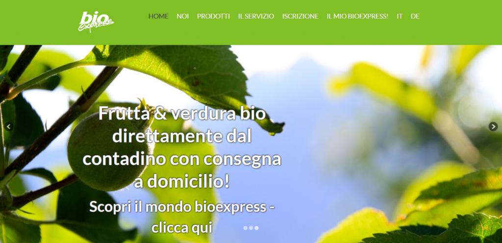 aprire un negozio online Bioexpress