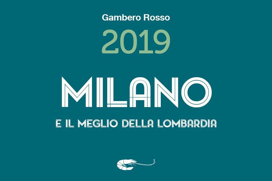 design grafico guida gambero rosso 2019
