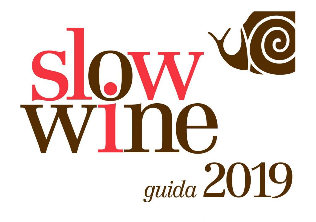 design grafico slow wine 2019