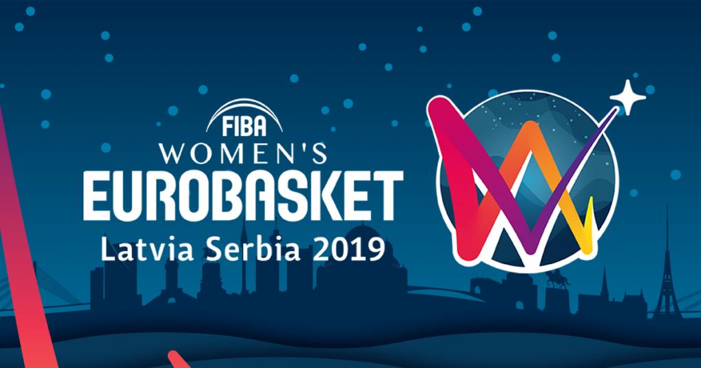Women's Eurobasket Latvia Serbia 2019