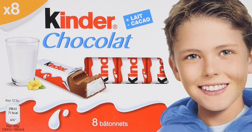 kinder visual hammer