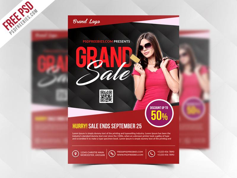 creare flyer online