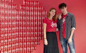 coca cola t-shirt personalizzata