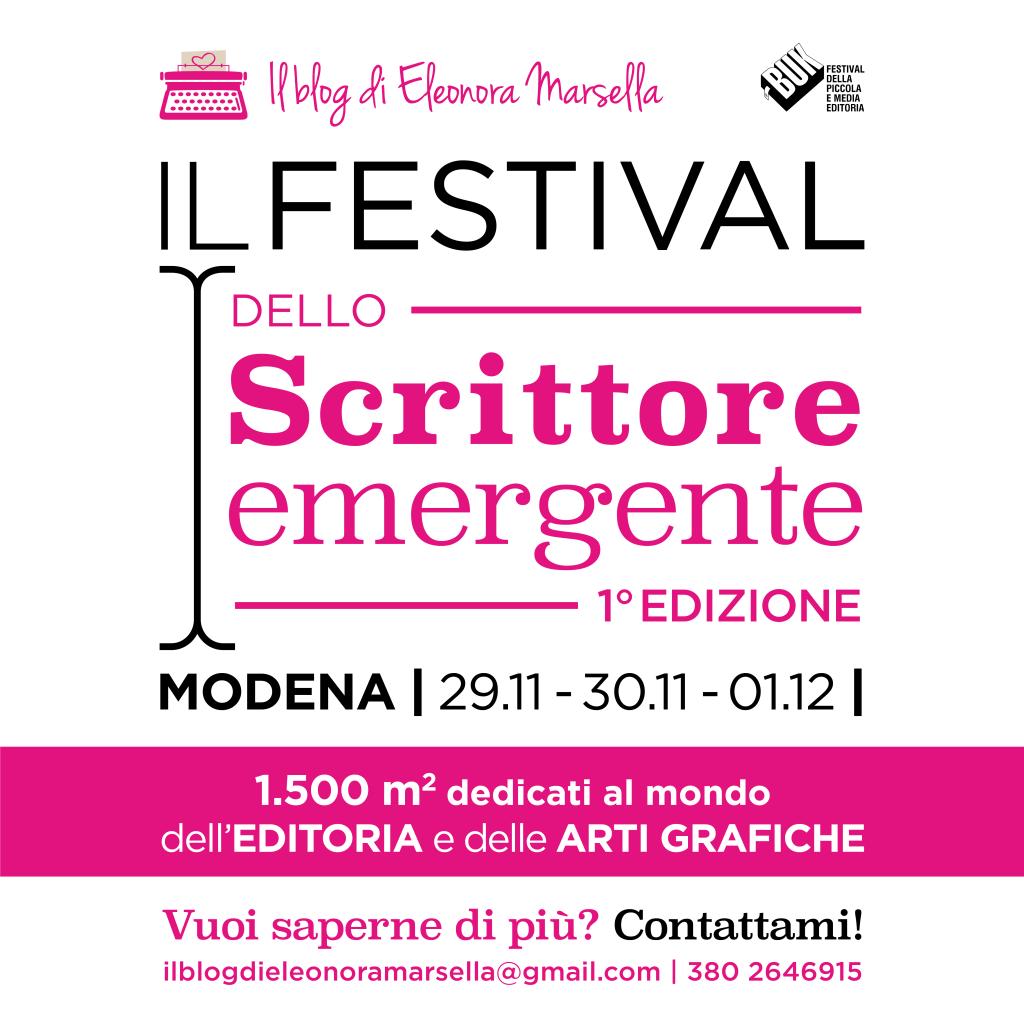 I Festival dello Scrittore Emergente