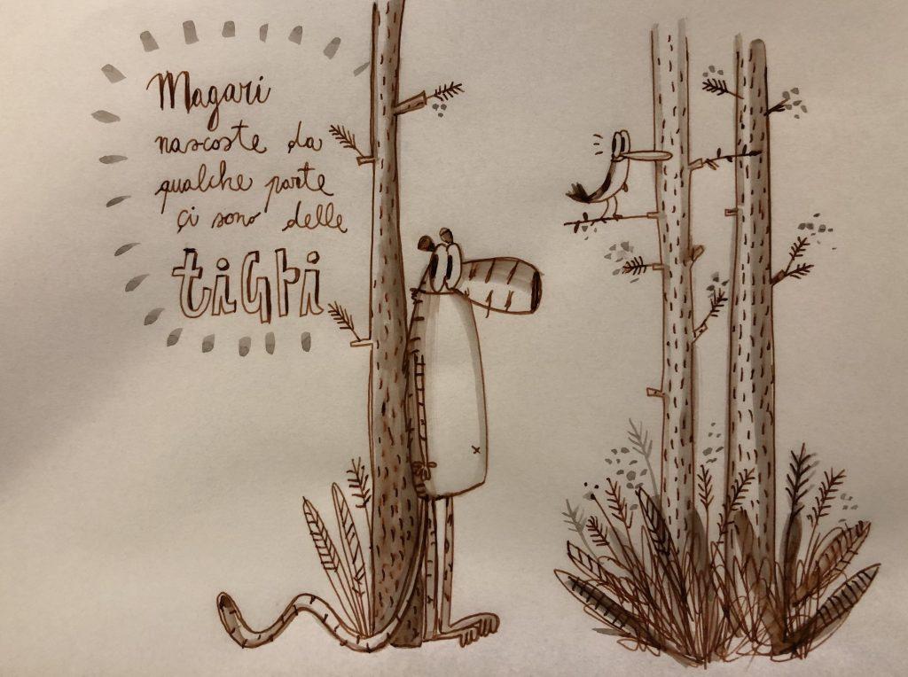 idee per lavorare da casa, Anna Laura Cantone illustratrice