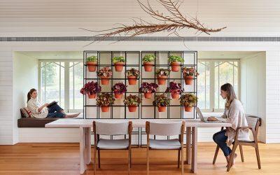 Idee Arredamento: Giardini verticali, 5 Tendenze di Design che andranno forte