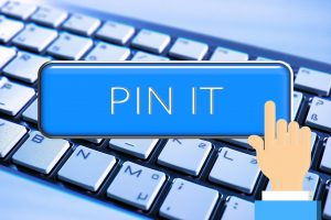 pinterest web marketing