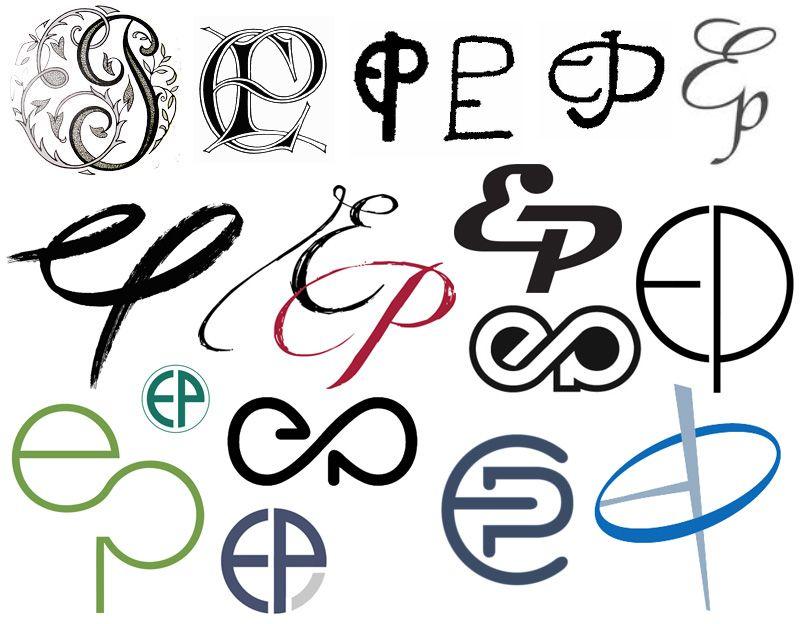 come disegnare un logo lettering
