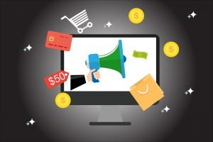 vendere on-line