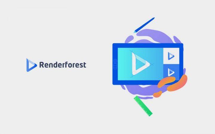 Renderforest montaggio video