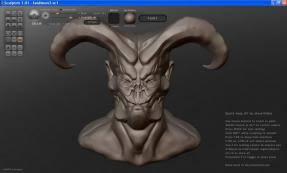 sculptris modellazione 3D