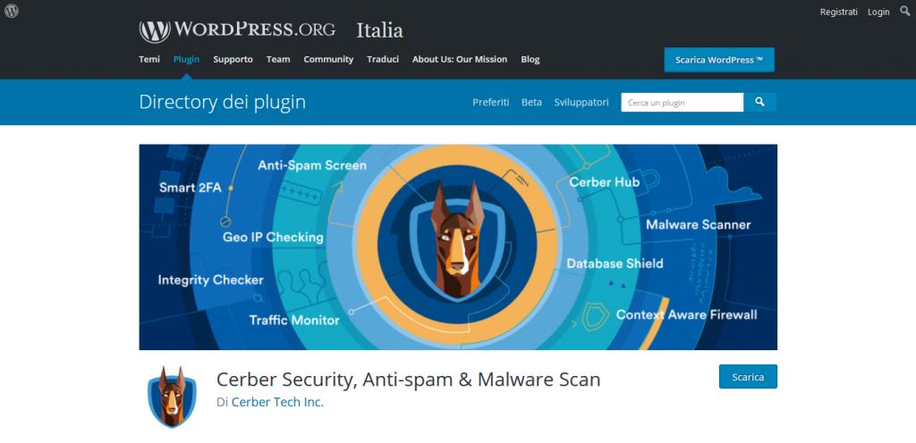 plugin wordpress secupress