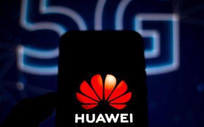 Logo Huawei, storia di un leader