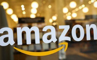 Il Logo Amazon, dagli inizi allo scivolone del 2021