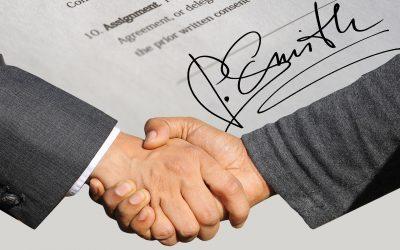 Stipulare un contratto, 4 cose da sapere prima