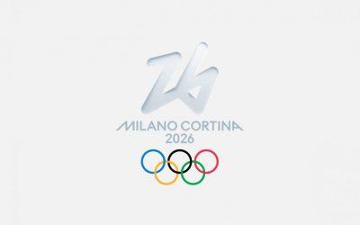 Logo Milano Cortina 2026, torna il grande sport