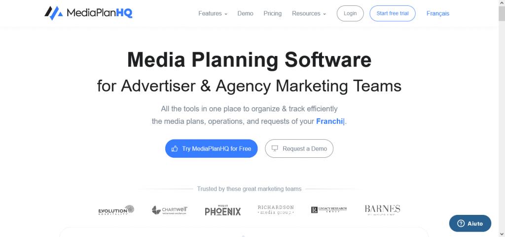 Media Plan HQ software