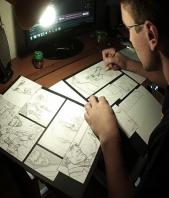 Disegno di Fumetti